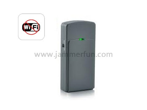 Wifi Jammer Kit - Portable WiFi Signal Jammer