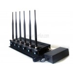 Mobile blocker Mildura | 3G 4G WIFI GSM DCS Adjustable Signal Jammer - 4G 800 4G 2600 3G 2100 GSM 900 DCS 1800 WIFI 2.4G (Europe Version)
