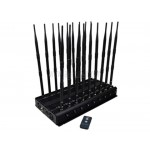 Signal jammer northern territory   Adjustable 3G 4G GPS High Power Cell Phone Jammer With 6 Powerful Antennas ( 4G LTE + 4G Wimax) For Sale