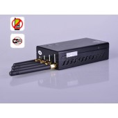 High Power Multifunctional Signal Blocker For Mobile Phone And Wifi