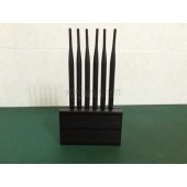 Latest High Power All Remote Control Jammer Blocker (310/315/330/390/418/433mhz)