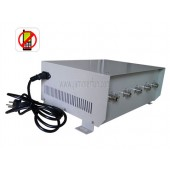 5 Band 70W Most Powerful In The World 3G Cell Phone Signal Jammer (Up To 100 Meters)