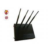 Electronic Cell Phone Jammers - High Power 5 Band Cell Phone 3G Signal Jammer