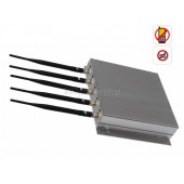 Buy High Power 3G (TDSCDMA/WCDMA/CDMA2000) Cell phone Signal Jammer with Remote Control