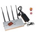 Military Jammer - High Power Remote Control Cell Phone Jammer